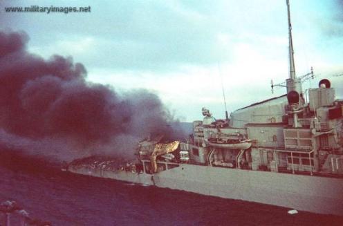 Bombas en la guerra de malvinas Falklands_war_06-ardent