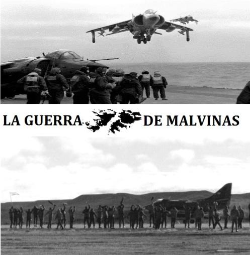 LA GUERRA DE MALVINAS 1982.