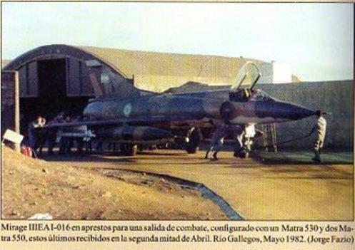 mirage 3 argentino