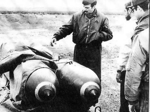 mk62 bombas MK-17