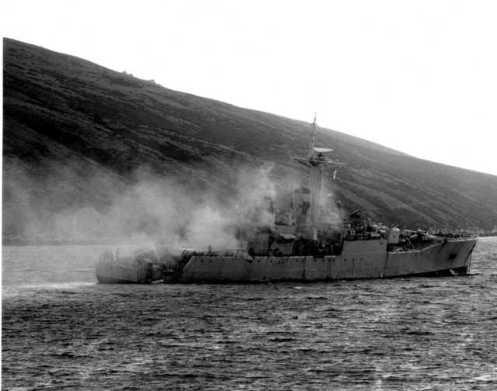 Bombas en la guerra de malvinas Plymouth02