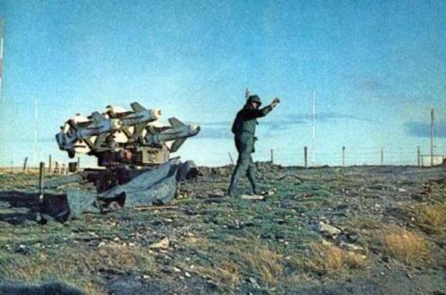 Resultado de imagen para misiles subsónicos Tiger-Cat