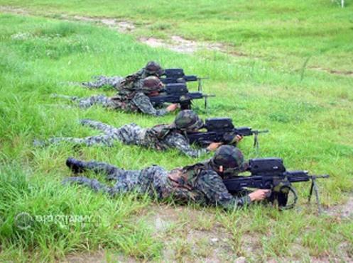 K11 assault rifle (2)