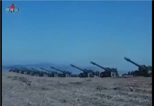 north korea artillery (1)