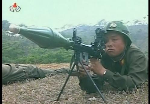 RPG-7 corea del norte- (1)
