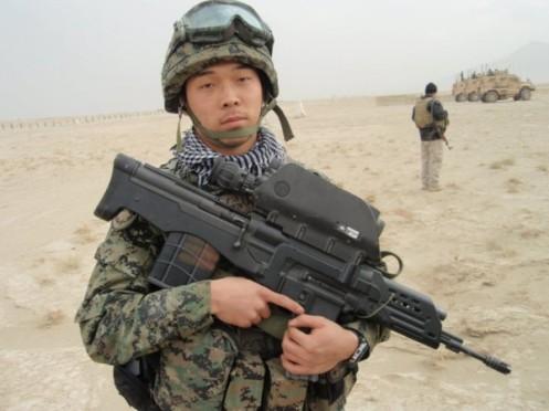 South Korean K11 Dual-