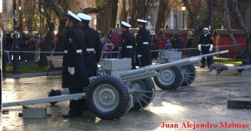 cosacos chilenos M3 salvas