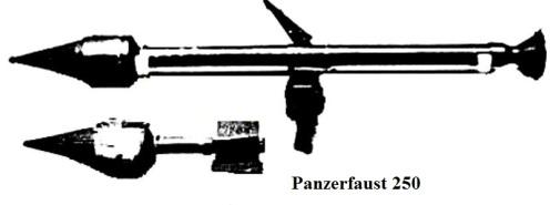 panzerfaust250