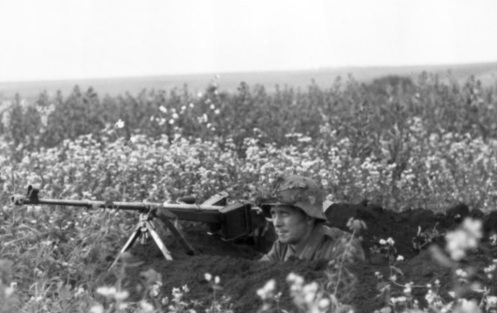 antitank rifle