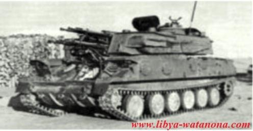 Armas capturadas a Libia (3)
