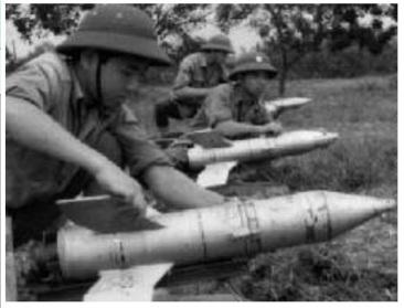 at-3 sagger NVA Guerra de Vietnam