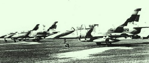 Aviones militares libios gf