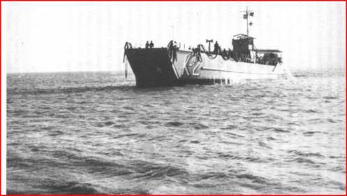 barcazas K-1 y K-2