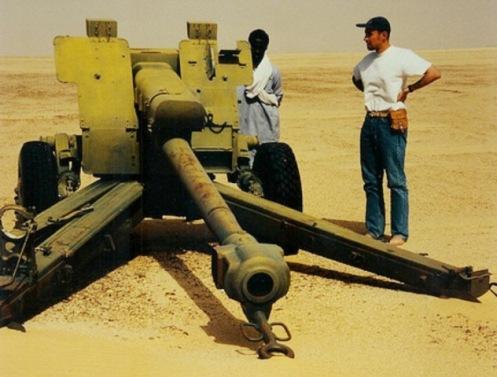 d-30 libio en el desierto del sahara