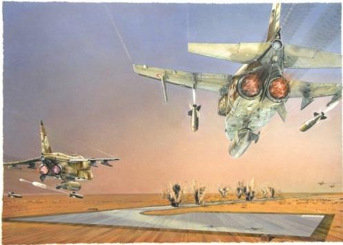 Daniel Bechennec- chad ataque francés a la base libia de Ouadi Doum