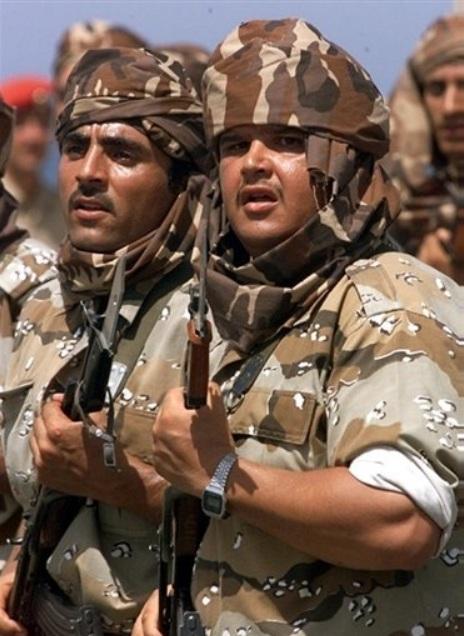 ejército libio