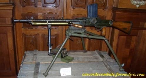FAO oviedo fusil ametrallador