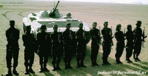 Frente Polisario del Sahara Occidental (2)