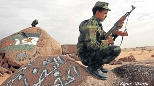 Frente Polisario del Sahara Occidental (76)