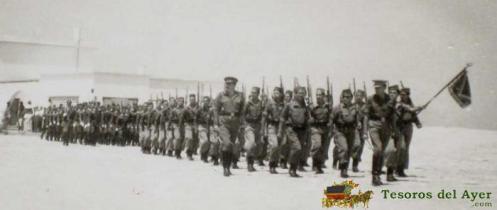guerra de ifni legion.