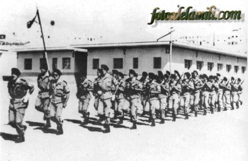 guerra de Ifni-paracaidistas