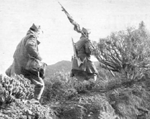 guerra de ifni