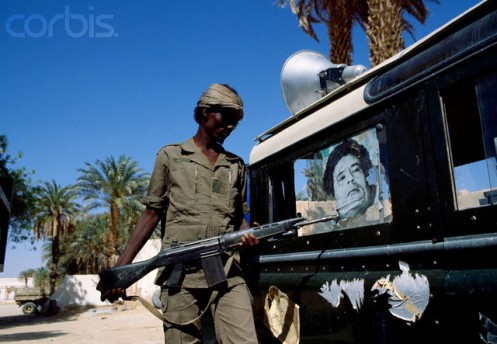 Chadian Troops Reconquer Northern Chad
