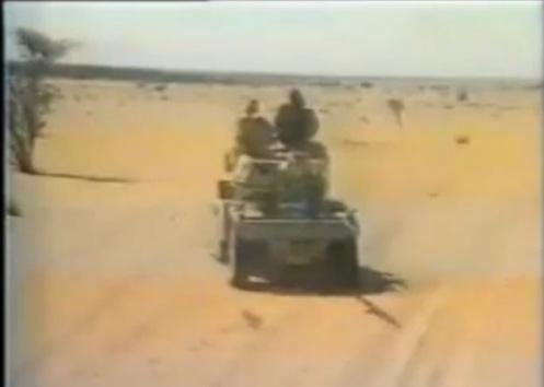 guerra de los toyota panhard chad -