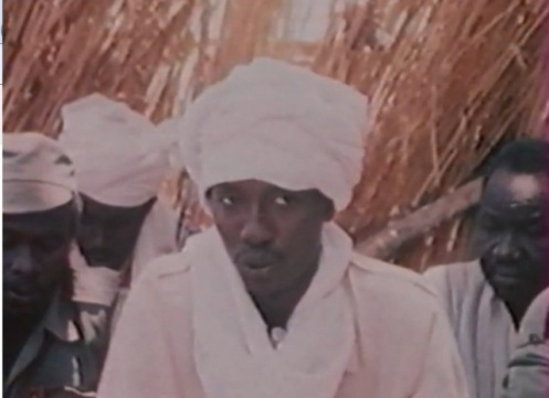 Idriss Déby guerra de los toyota 1986-1987.