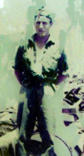 Joaquin Fandos héroe de la guerra de ifni