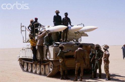 misiles capturados por chadianos