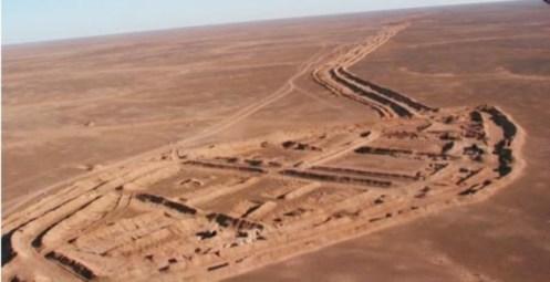 muro maroqui