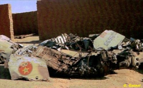 sahara war