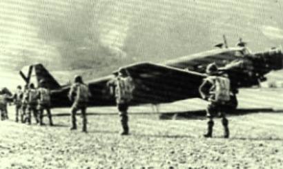 salto en tiliuin- guerra de ifni