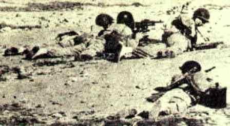 spanish paratroopers ifni war 1957