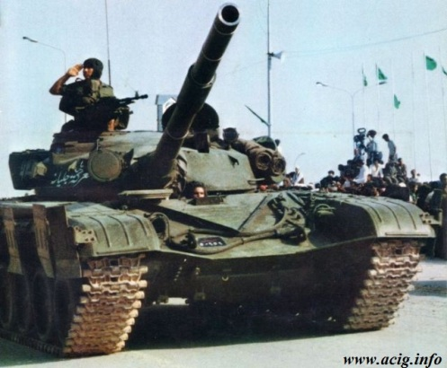 tank parade libyan army2