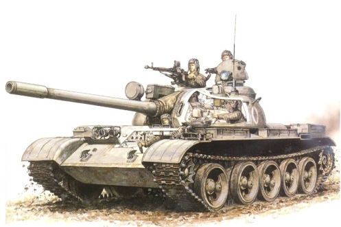 tank t-54-55 g