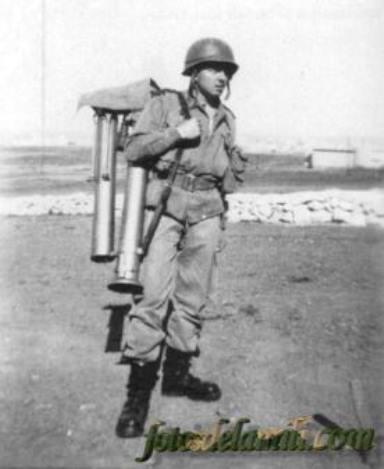 5 lanzacohetes instalaza modelo 53