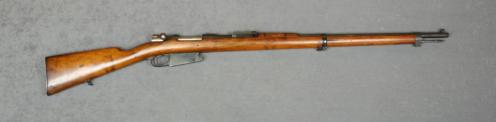 Argentine Mauser Model 1891 bolt-action rifle, 8mm cal
