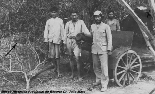 artilleria paraguaya -guerra del chaco 1932-35 (1)