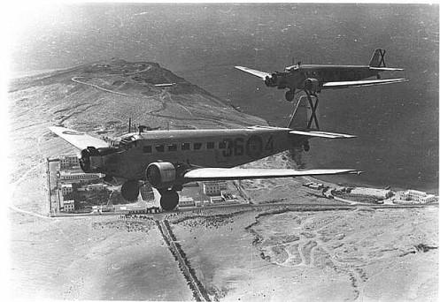 Aviones ifni
