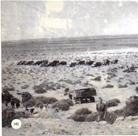 columna española guerra de ifni