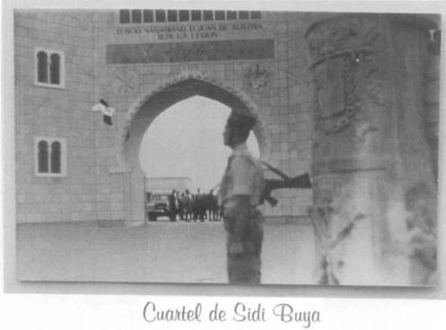 CUARTEL DEL TERCIO III, DON JUAN DE AUSTRIA AAIUN