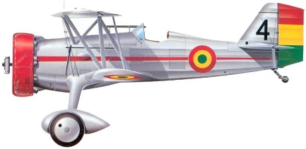 Curtiss Model 35A Hawk II