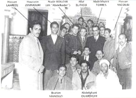 ejército de Liberación de Marruecos