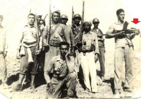 Ejército de Liberación Marroquí. BRENF