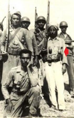 Ejército de Liberación Marroquí. tf