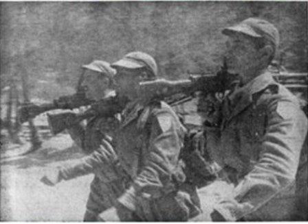 Ejército de liberación