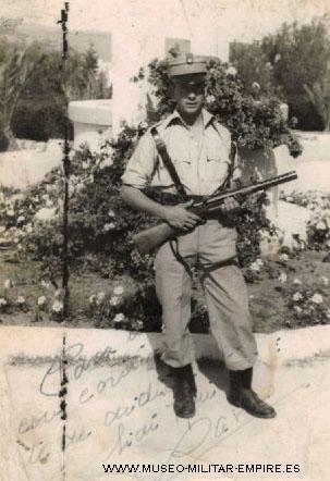 guerra de ifni 1957-58.
