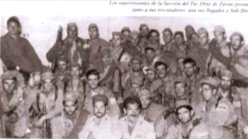 guerra de ifni 57-58 f s